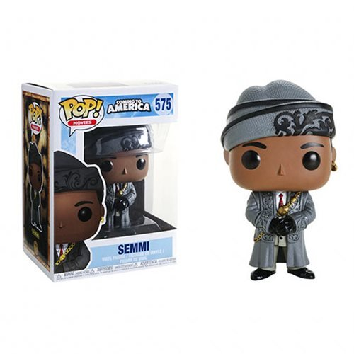 Coming to America Semmi Pop! Vinyl Figure, Not Mint