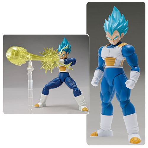 Dragon Ball Super SSGSS Vegeta Special Color Ver. Figure-rise Standard Model Kit
