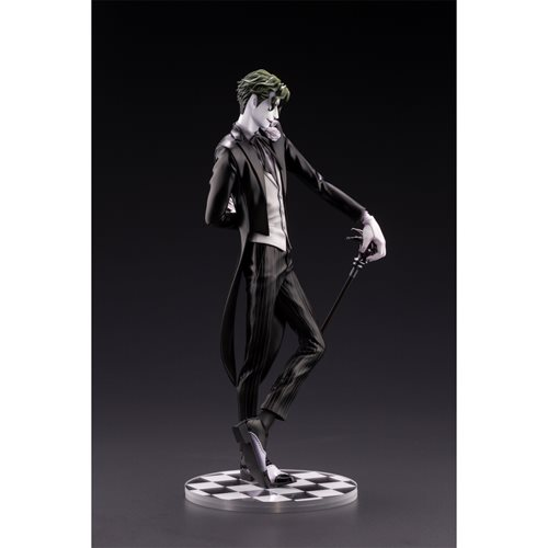 DC Comics The Joker Ikemen Limited Edition Statue - San Diego Comic-Con 2020 Previews Exclusive