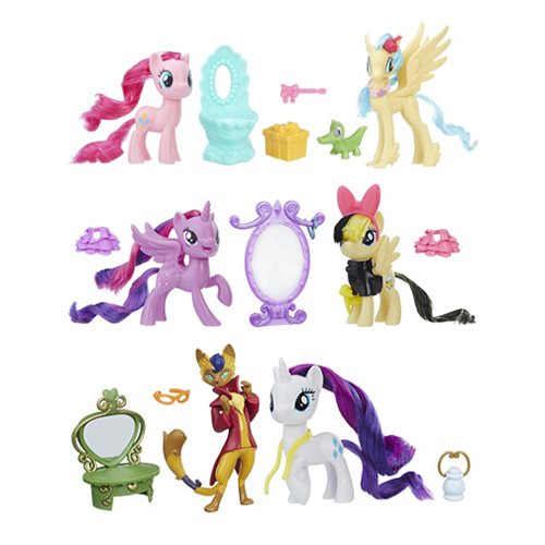My Little Pony Friendship Pack Figures Wave 3