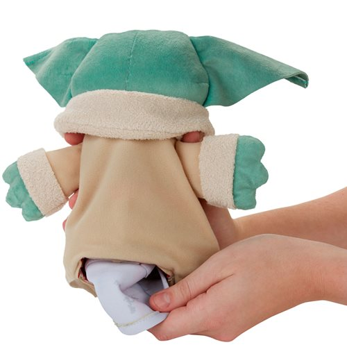 Star Wars The Child Hideaway Hover-Pram Plush Toy