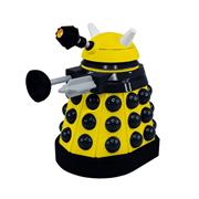 Doctor Who Titans Yellow Eternal Paradigm Dalek Vinyl Figure