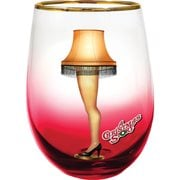 A Christmas Story Leg Lamp 20 oz. Glass