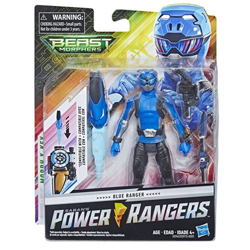Power Rangers Basic 6-Inch Action Figures Wave 1 Case