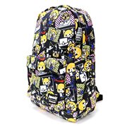 Aggretsuko Print Nylon Backpack