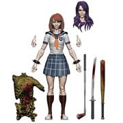 Vitruvian H.A.C.K.S. Series Z Hannah and Alice School Athletes Action Figure