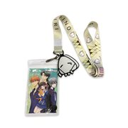 Fruits Basket 2019 Onigiri Lanyard