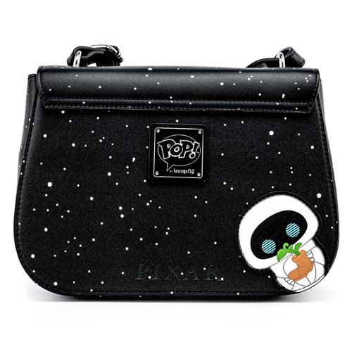 Wall-E and Eve Cosplay Pop! by Loungefly Crossbody Purse