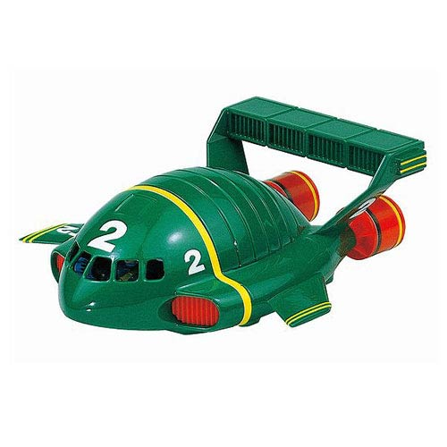 Thunderbirds International Rescue Thunderbird 2 Mini-Vehicle Model Kit