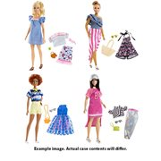 Barbie Fashionistas Doll and Fashion Case