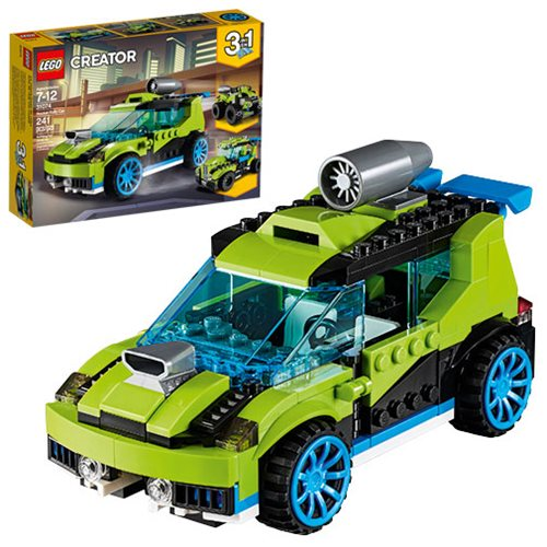 LEGO Creator 31074 Rocket Rally Car