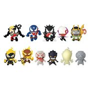 Marvel Venom 3-D Figural Key Chain Random 6-Pack