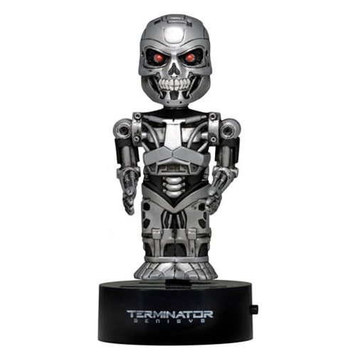 Terminator: Genisys Endoskeleton Body Knocker Bobble Head