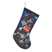 Monster Jam 19-Inch Stocking