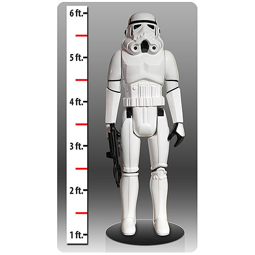 Star Wars Stormtrooper Life-Size Vintage Kenner Monument Action Figure