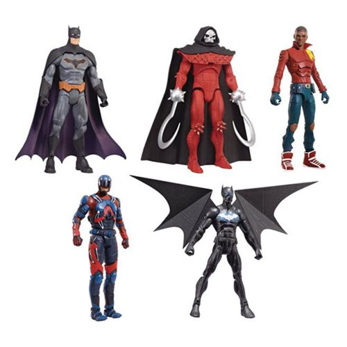 DC Comics Multiverse 6-Inch Action Figure Wave 6 Case