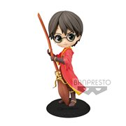 Harry Potter Quidditch Style Light Version Q Posket Statue