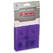 Star Wars: X-Wing Game Purple Bases and Pegs Expansion Pack
