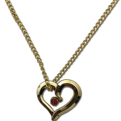 Sword Art Online Alternative Gun Gale Online Karen Heart Necklace