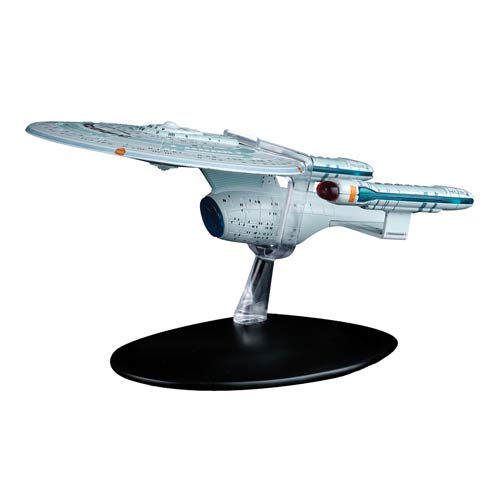 Star Trek Starships USS Enterprise NCC-1701-C Vehicle with Collector Magazine