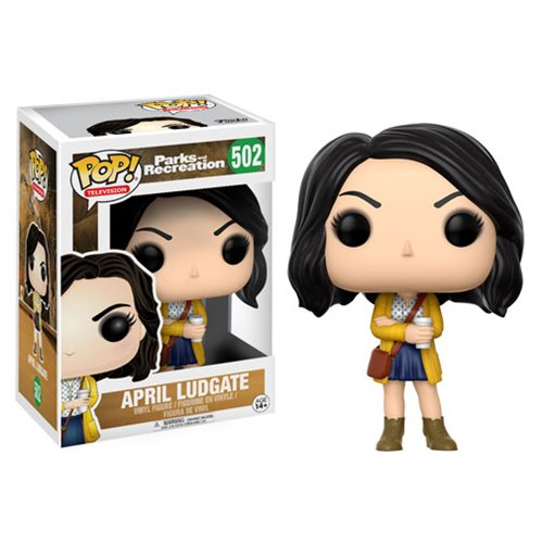 Parks and Recreation April Ludgate Pop! Vinyl Figure #502