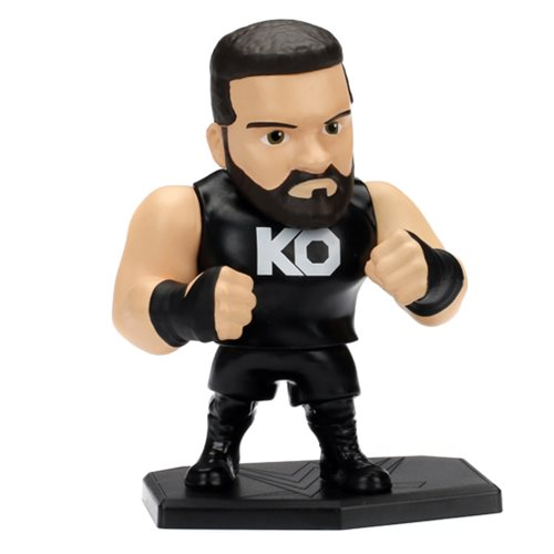 WWE Kevin Owens 4-Inch Metals Die-Cast Action Figure