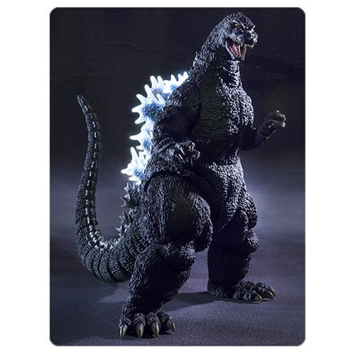 Godzilla vs. Biollante 1989 Movie Godzilla SH MonsterArts Kou Kyou Kyoku Action Figure