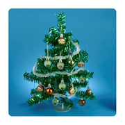 Despicable Me 15-Inch Mini-Tree Set