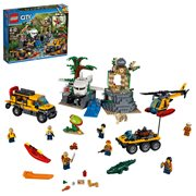 LEGO City Jungle 60161 Jungle Exploration Site