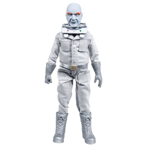 Batman Classic 1966 TV Series 4 Mr. Freeze 8-Inch Action Figure
