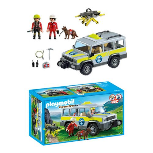 Playmobil 5427 Mountain Rescue Truck