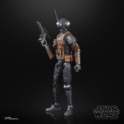 Star Wars The Black Series Q9-0 (Zero) 6-Inch Action Figure