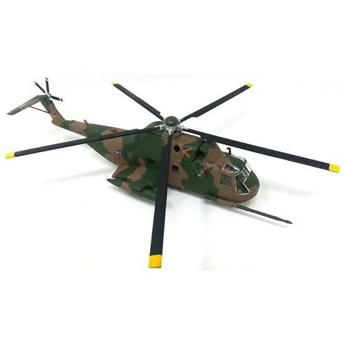 HH-3E Jolly Green Giant Helicoptor 1:72 Scale Plastic Model Kit