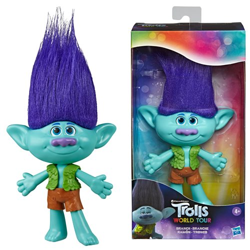 Trolls World Tour Medium Dolls Wave 1 Case