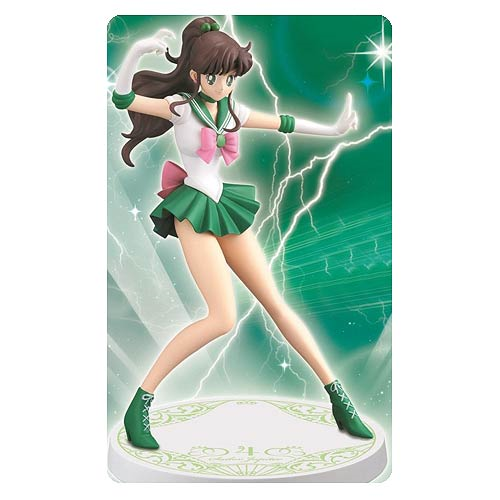 Sailor Moon Girls Memories Sailor Jupiter Statue