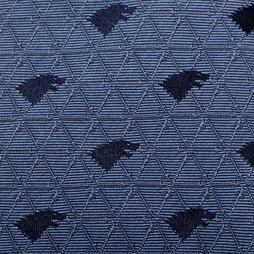 Game of Thrones Stark Geometric Sword Blue Men's Tie