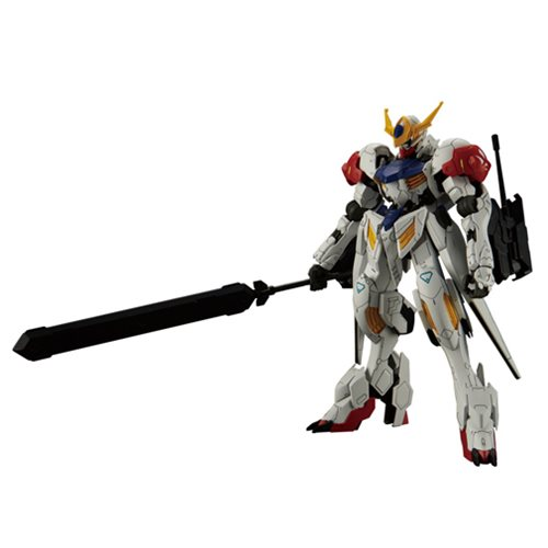 Gundam Iron-Blooded Orphans Full Mechanics Gundam Barbatos Lupus 2nd Season HG 1:100 Scale Model Kit
