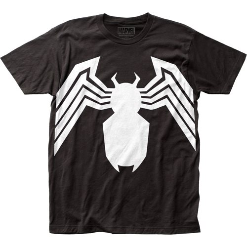 Spider-Man Venom Suit Costume T-Shirt