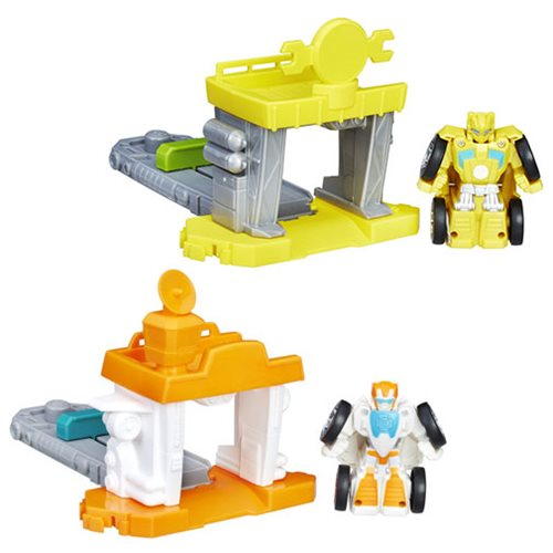 Transformers Rescue Bots Flipracer Launchers Wave 1 Case