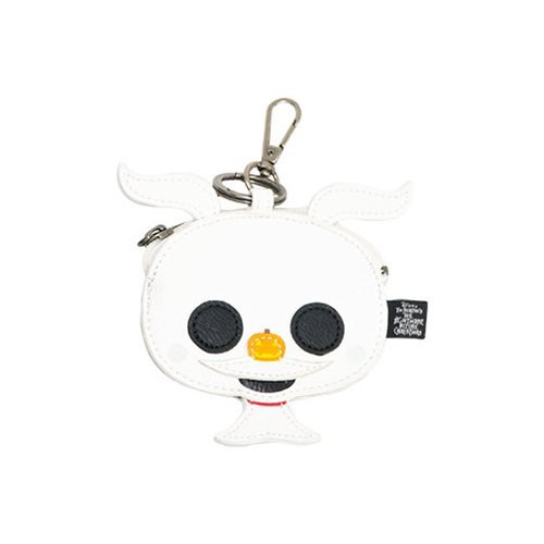 Nightmare Before Christmas Zero Chibi Coin Bag