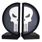 Punisher Logo Bookends Statue