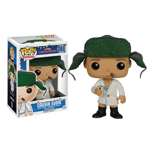 National Lampoon's Christmas Vacation Cousin Eddie Pop! Vinyl Figure