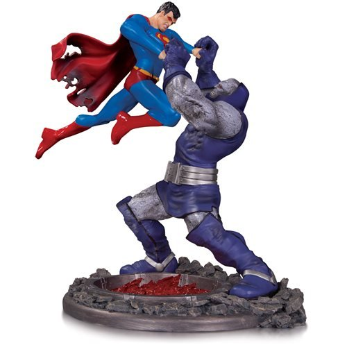 Superman vs. Darkseid Battle 3rd Edition Statue