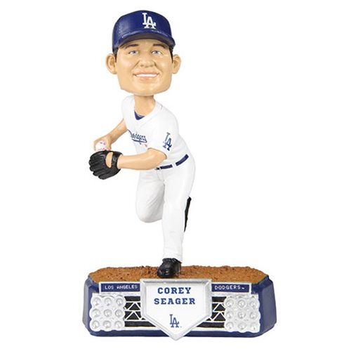 MLB Los Angeles Dodgers Corey Seager Stadium Lights Bobble Head