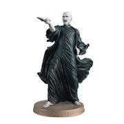 Harry Potter Wizarding World Collection Voldemort Figure with Collector Magazine #2