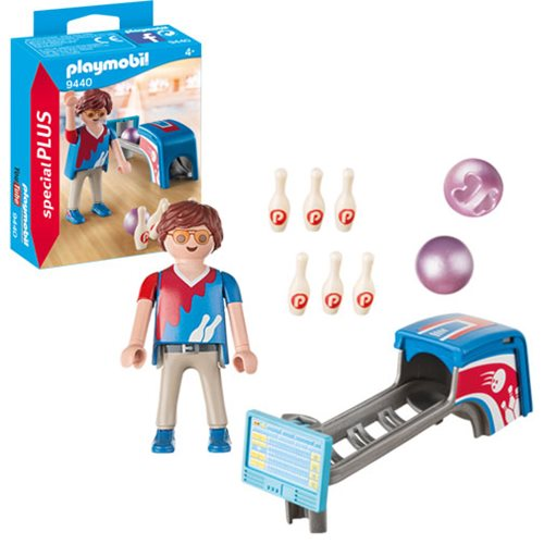 Playmobil Special Plus 9440 Bowler