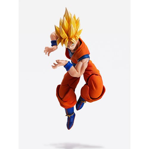 Dragon Ball Z Son Goku Imagination Works Action Figure
