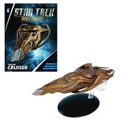 Star Trek Discovery Vulcan Cruiser Vehicle with Collector Magazine #6