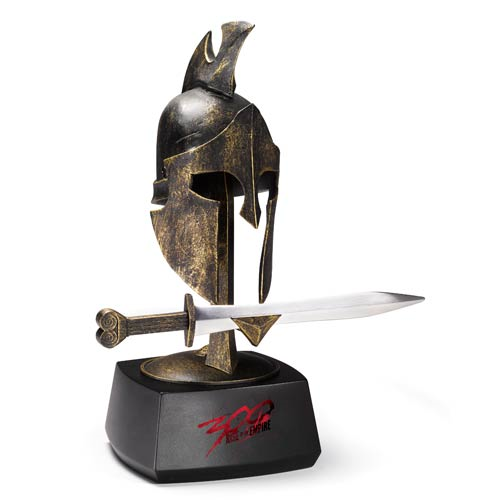300: Rise of an Empire Sword and Helmet Mini Replica Collector Set