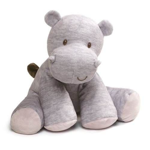 Playful Pals Hippo Plush